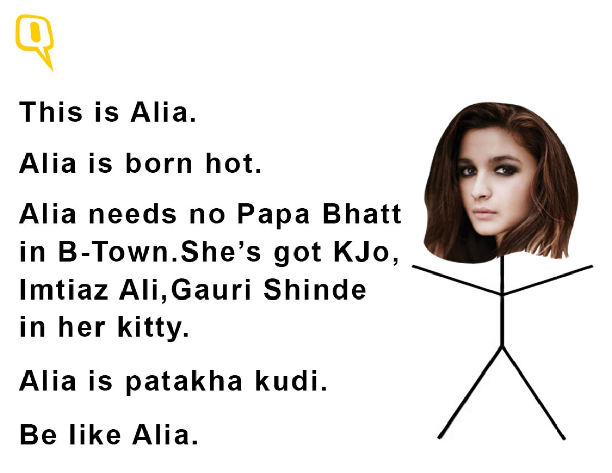 On alia bhatts birthday heres why you must be like her the quint let the quint tell you six reasons why you should be like alia thecheapjerseys Gallery