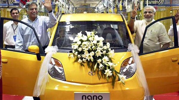 RIP Nano. World's Cheapest Car Goes Up in Smoke