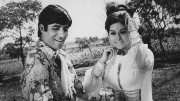 Even after 44 years Amitabh Bachchan clearly remembers his <i>Bombay to Goa</i> journey (Photo: srbachchan.tumblr.com)