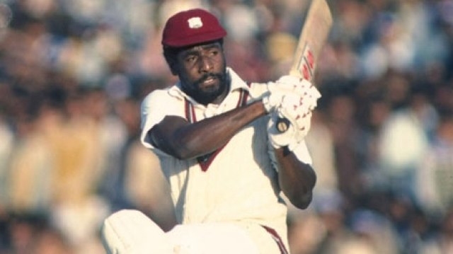 File photo of Vivian Richards.