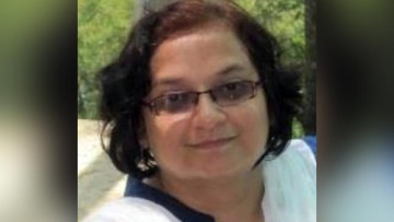 Shreya Bhattacharji, a CUJ professor, suspended for inviting JNU teacher to an official event. (Picture Courtesy: cuj.ac.in)