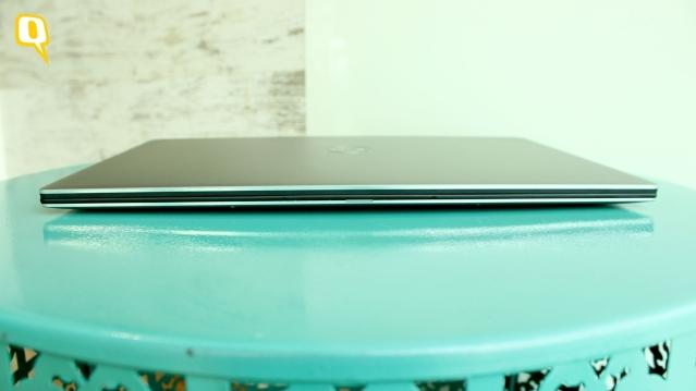 Dell XPS 13. (Photo: <b>The Quint</b>)