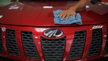 Mahindra has decided to increase prices to offset extra cess applied in the Union Budget 2016-17. (Photo: Reuters)