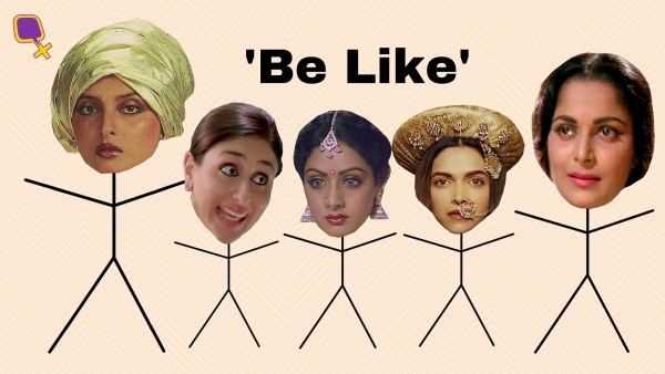 Bollywood divas ain't just pretty, they're also pretty badass! Be like them.
