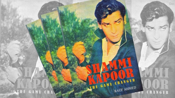 The fascinating life and times of Shammi Kapoor now recorded in a biography.