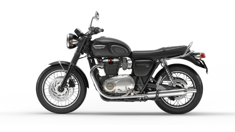 1200cc Triumph Bonneville T120 Launched At Rs 87 Lakh The Quint