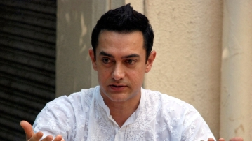 Aamir Khan has adopted two villages in Maharashtra that are reeling under drought. (Photo: Reuters)
