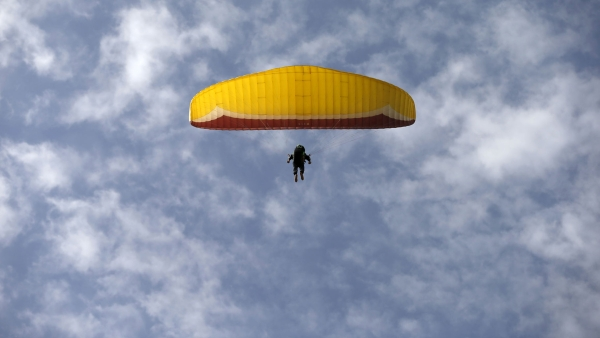 Indian Army Aids Global Paragliding Contest After 2 Deaths