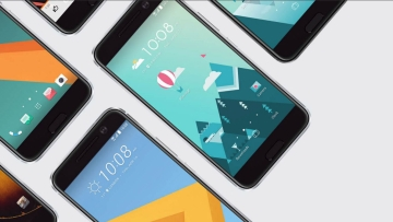 HTC 10 smartphone, it's newest flagship. (Photo Courtesy: HTC)