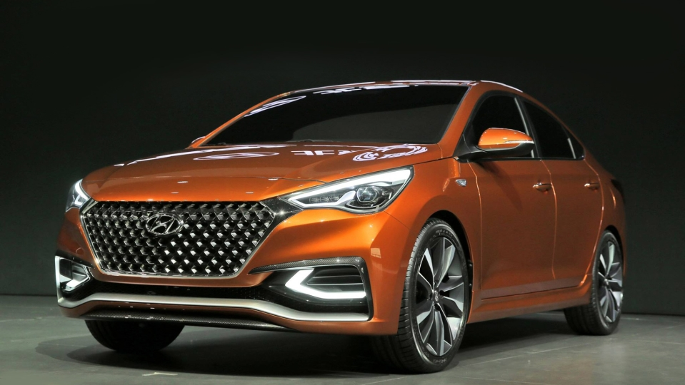 2017 Hyundai Verna Concept Photo Altered By BThe