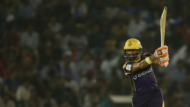 Robin Uthappa scored 53 off 28 deliveries (Photo: BCCI)
