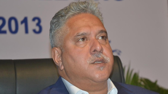 File photo of Vijay Mallya. (Photo: IANS)