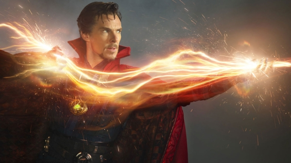 A still from <i>Doctor Strange.</i>