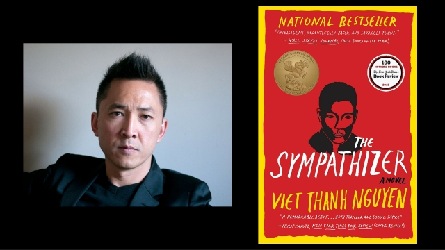 "This book cover image released by Grove Press shows ""The Sympathizer,"" a novel by by Viet Thanh Nguyen, which won a Pulitzer Prize on Monday, 18 April 2016 in the fiction category. (Photo: AP)"