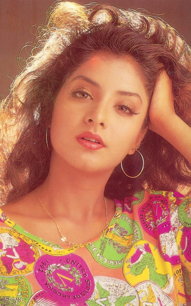 <i>Shatranj </i>was Divya Bharti's last film, which released after her death (Photo courtesy: divyabhartiportal.com)