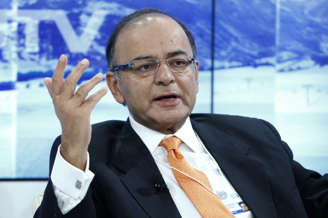 Arun Jaitley, Union Finance Minister (Photo: Reuters)