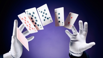 Payal Mohanka chats with Dubai-based magician, Felipe Scherson. (Representational image: iStock)