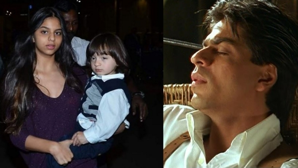 Shah Rukh Khan Woke Up to His Kids Dancing to Michael Jackson Hits