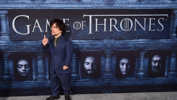 George RR Martin makes viewers fall in love with his characters, only to kill them. Consequently, since Peter Dinklage's Tyrion Lannister is a favourite and audiences are worried for him. (Photo: Reuters)