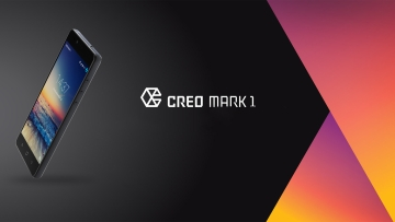Creo Mark 1 Smartphone will offer Android in a new avatar. (Photo Courtesy: Creo)