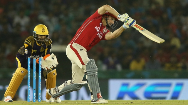Shaun Marsh scored 56 off 41 deliveries (Photo: BCCI)
