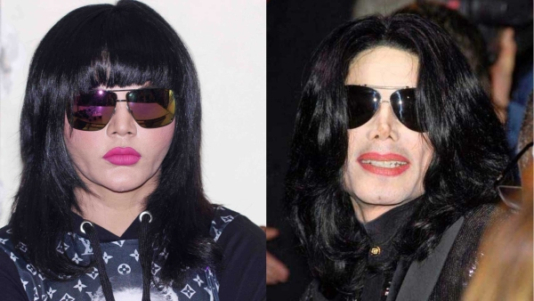 Rakhi Sawant Is Dangerously Close to Looking Like Michael Jackson