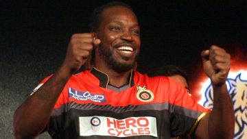 File Photo of Chris Gayle (Photo: IANS)