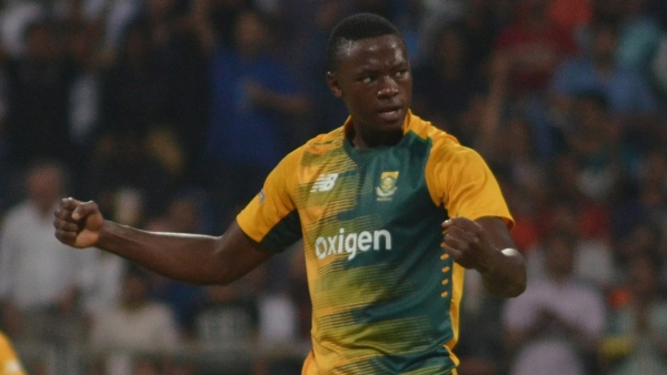 File photo of Kagiso Rabada (Photo: IANS)