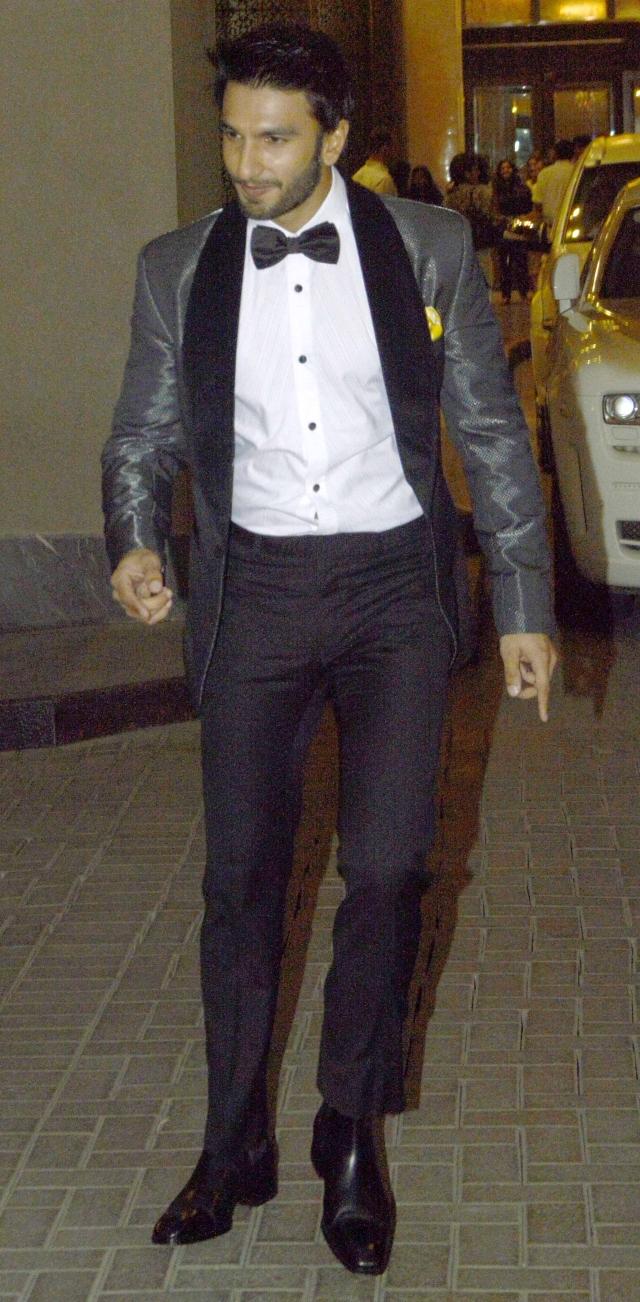 Ranveer Singh took home the 'Superstar of the Year' Award (Photo: Yogen Shah)