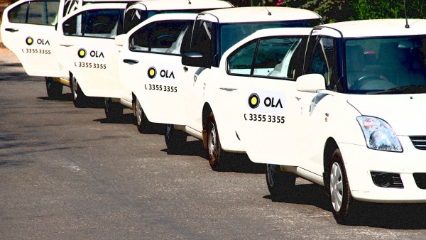 India's Ola Takes Its Cab Battle with Uber to the UK