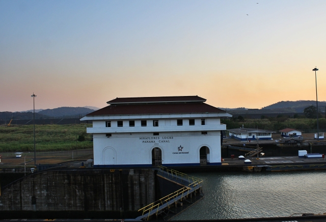 Watching ships go by at Miraflores Locks is an unforgettable experience (Photo: Sachin Bhandary)