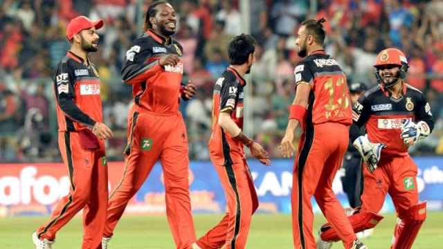 File photo of RCB (Photo: BCCI)