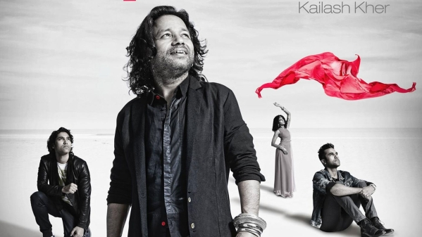 Kailash Kher's new album is a confused fusion of the earthy and the electro