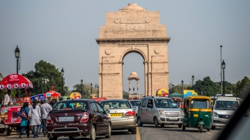 The fifth day of the odd-even scheme, enforced to tackle Delhi's notorious pollution, saw a spike in the level of pollutants. (Photo: iStock)