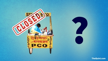 These STD/PCO booths are getting sealed. (Graphic: <b>The Quint</b>)