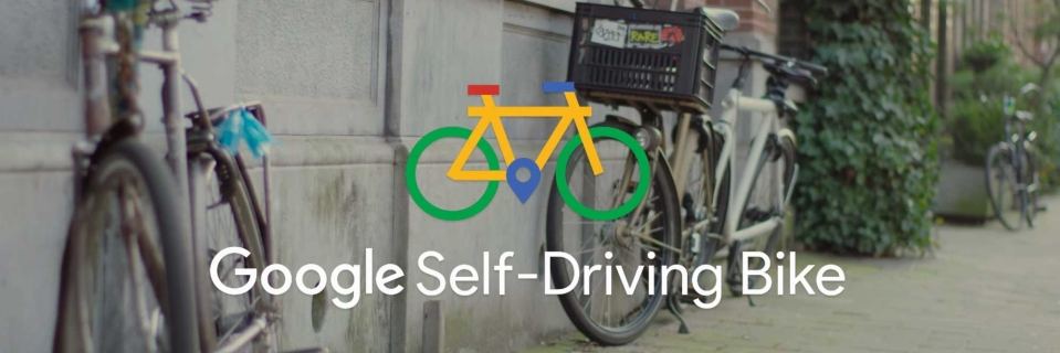 7dc3c97cdee Google Makes a 'Self-Driving Bicycle' to Mess With Amsterdam - The Quint