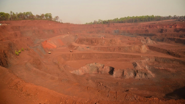 The open pit coal mines at Barbil shook me to the core, with the inevitability of imminent exhaustion of resources staring right in my face. (Photo Courtesy: Ankush Vengurlekar)