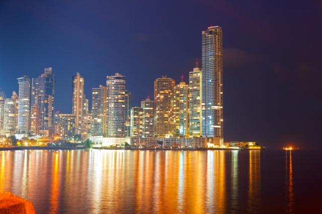 Panama cityscape (Photo: iStock)
