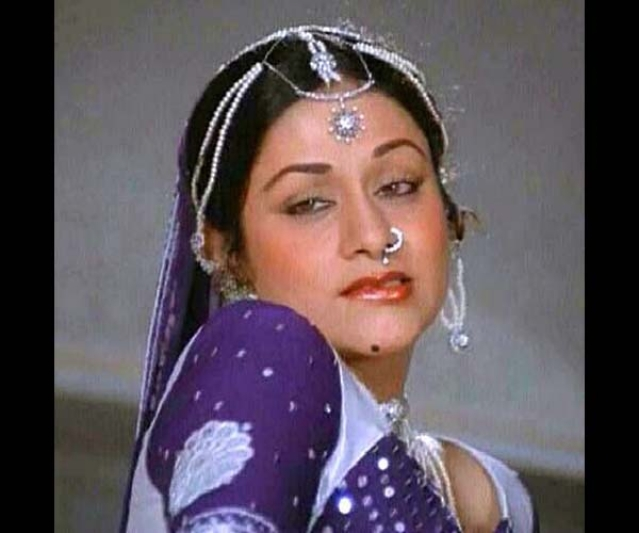 Aruna Irani. (Photo: YouTube Sceengrab)