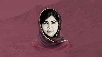 Malala Yousafzai is the youngest recipient of the Nobel Peace Prize (Image: <b>TheQuint</b>)
