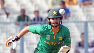 Pakistan batsman Ahmed Shehzad was provisionally suspended by the country's Cricket Board (PCB).