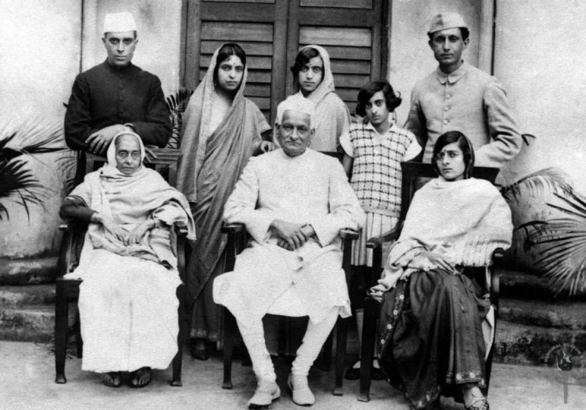 wife of pandit jawaharlal nehru