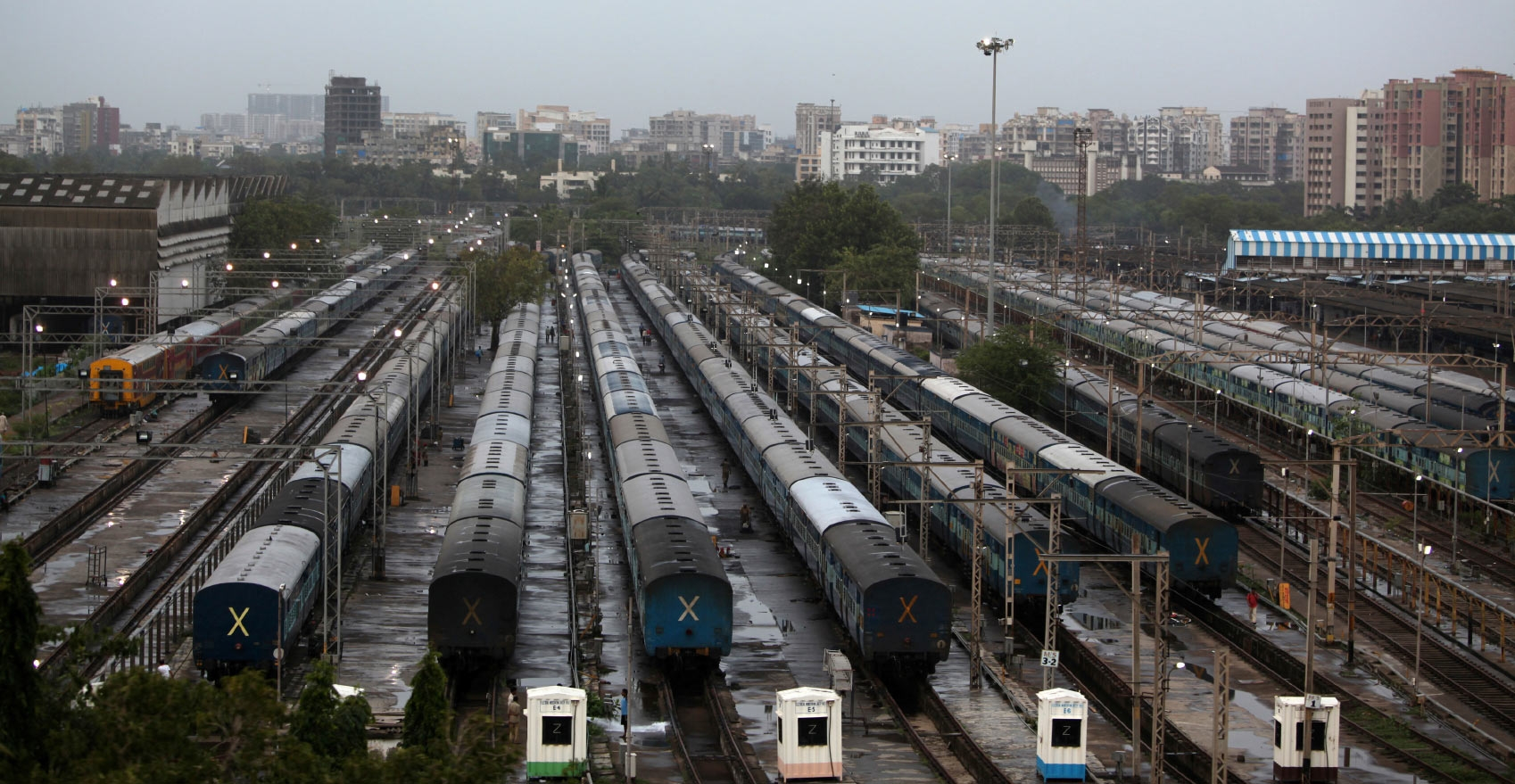 Now, Check IRCTC Train Reservation Chart, Vacant Seats Online