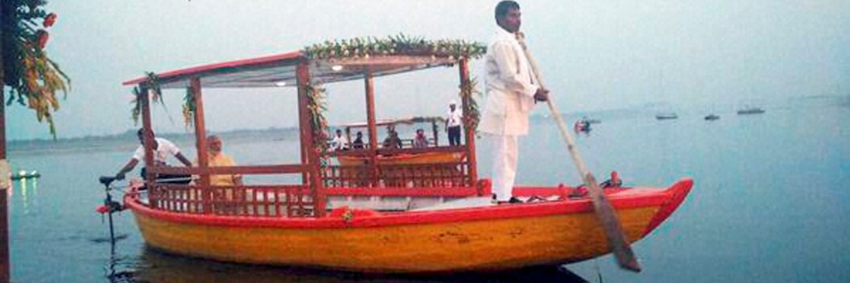 PM Modi Launches Country's First Solar Powered E-Boats in