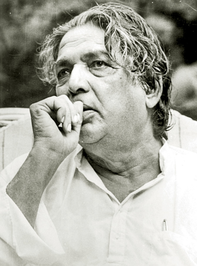 Kaifi Azmi never craved for reassurance and remained detached from flattery till the very end (Photo: www.azmikaifi.com)