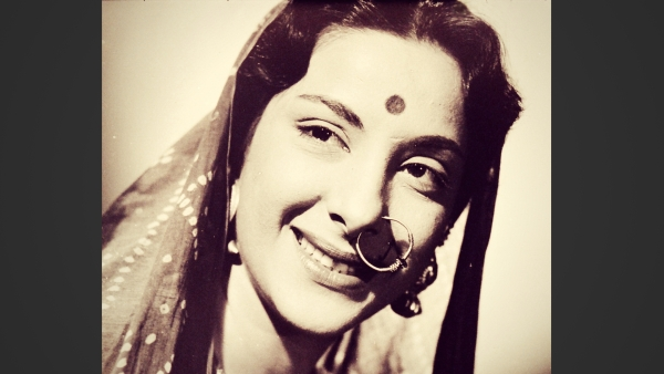 A timeless beauty : Nargis Dutt.