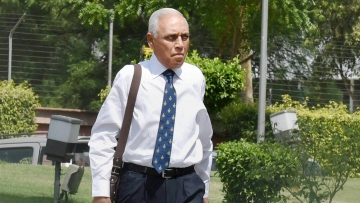 Former air force chief SP Tyagi. (Photo: PTI)