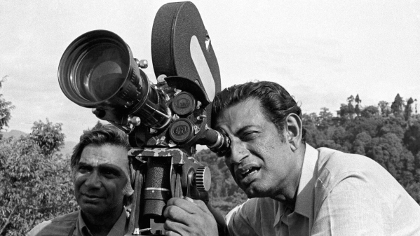 Satyajit Ray is considered as one of the greatest filmmakers of the 20th century. (Photo: Twitter/@IndianDiplomacy)