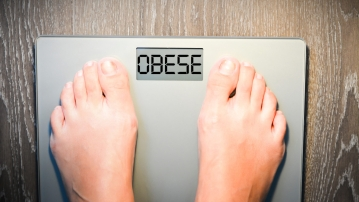 It's important to draw a clear line between simply having a few extra kgs and a body weight which threatens your health.