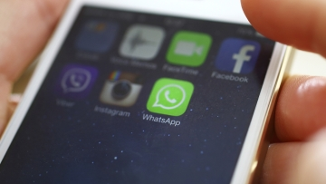 WhatsApp is a popular messaging app. (Photo: iStockphoto)